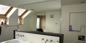 Spiegel op maat maatwerk spiegels - Woonkamer spiegel ...